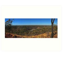 Porcupine Gorge - Queensland Art Print