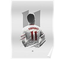 #11 - Firmino. Poster