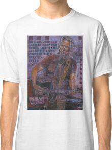 Kris Kristofferson Classic T-Shirt