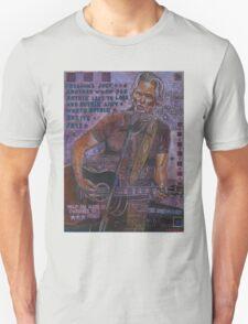 Kris Kristofferson Unisex T-Shirt