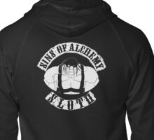 Sins of Alchemy - Sloth v2 Zipped Hoodie