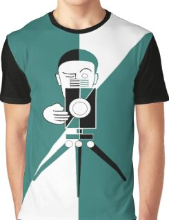 Deco style  photographer Graphic T-Shirt