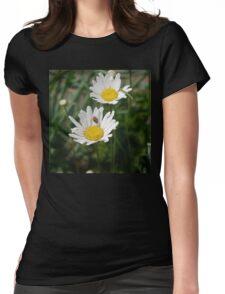 'Make Love not War' Womens Fitted T-Shirt