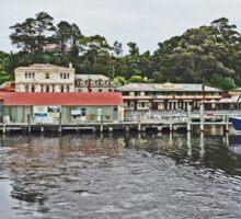 Strahan, Tasmania, Australia Sticker