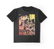 B-Daman Invasion Graphic T-Shirt