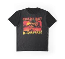 B-Dafire! Graphic T-Shirt