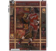 Micheal Jordan iPad Case/Skin