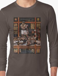 Muhammed Ali Long Sleeve T-Shirt
