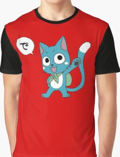 Happy Tail Graphic T-Shirt