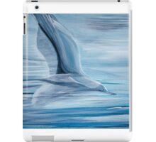 Flying Bird - In motion iPad Case/Skin
