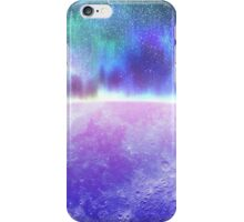 Purple Moon. iPhone Case/Skin