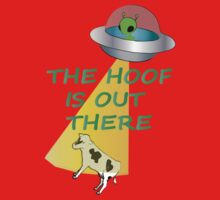 The Hoof is Out There Baby Tee