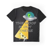 The Hoof is Out There Graphic T-Shirt