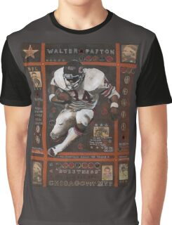 Walter Payton Graphic T-Shirt