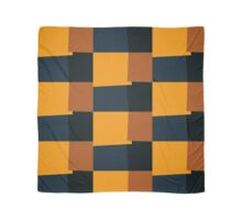 Retro Color Modern Geometric Pattern #10 Scarf