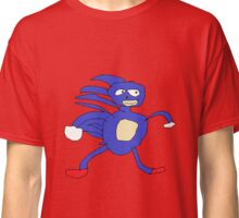 Sanic Meme - Gotta go fast  Classic T-Shirt