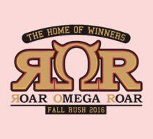 Roar Omega Roar: 2016 Rush Class Baby Tee
