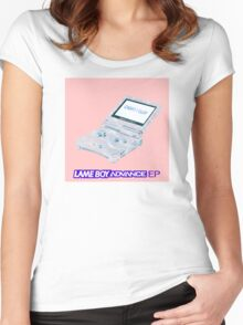 CASIOS CLAY - LAMEBOY ADVANCE EP Women's Fitted Scoop T-Shirt