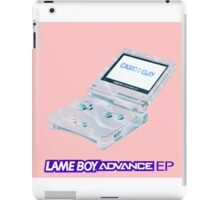 CASIOS CLAY - LAMEBOY ADVANCE EP iPad Case/Skin