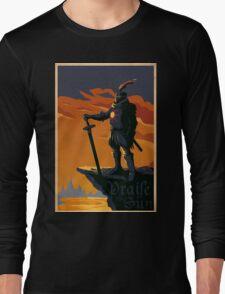 praise the sun Long Sleeve T-Shirt