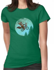 Guardian ET's Womens Fitted T-Shirt