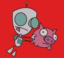Mah Piggy Kids Tee