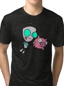 Mah Piggy Tri-blend T-Shirt