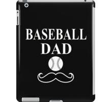Baseball Dad t-shirt iPad Case/Skin