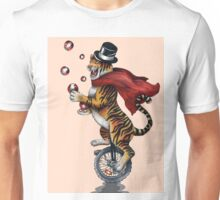 Juggling Tiger Unisex T-Shirt