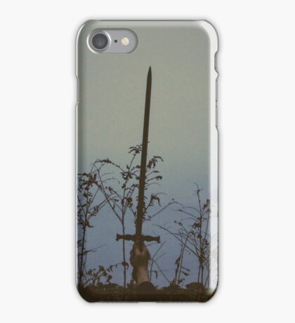 She Rises iPhone Case/Skin