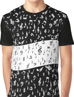 Music Non Stop Graphic T-Shirt