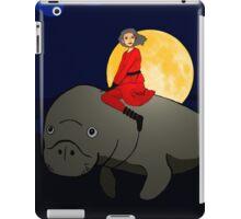 Hero's Flying Manatee iPad Case/Skin