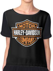 Harley Davidson Chiffon Top