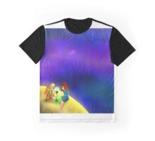 The little prince and a girl Graphic T-Shirt