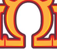 Roar Omega Roar: Rush Class 2016 (Alternate) Sticker