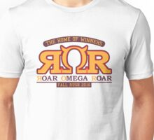 Roar Omega Roar: Rush Class 2016 (Alternate) Unisex T-Shirt