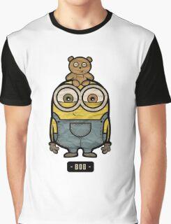 Minions Bob Graphic T-Shirt