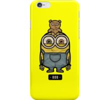 Minions Bob iPhone Case/Skin
