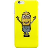 Minions Kevin iPhone Case/Skin