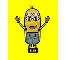 Minions Kevin Photographic Print