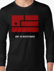 AIR -Art Is Resistance Long Sleeve T-Shirt