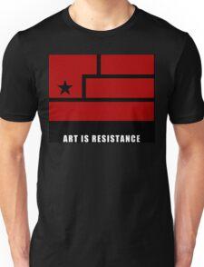 AIR -Art Is Resistance Unisex T-Shirt