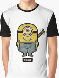 Minions Stuart Graphic T-Shirt