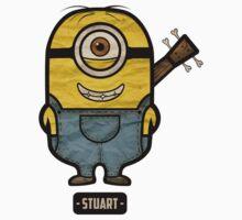 Minions Stuart Baby Tee