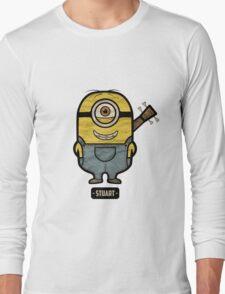 Minions Stuart Long Sleeve T-Shirt