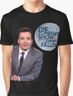 jim fallon Graphic T-Shirt