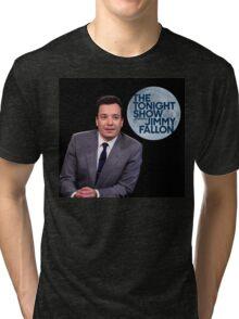 jim fallon Tri-blend T-Shirt