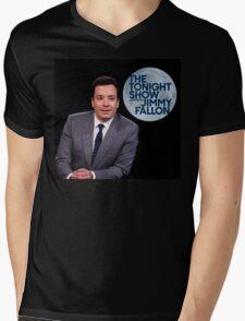 jim fallon Mens V-Neck T-Shirt