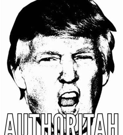 AUTHORITAH Sticker