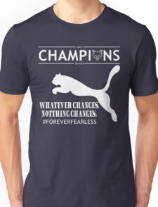 Leicester City FC champions Tshirts Unisex T-Shirt